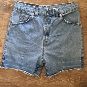 Levi's shorts for women